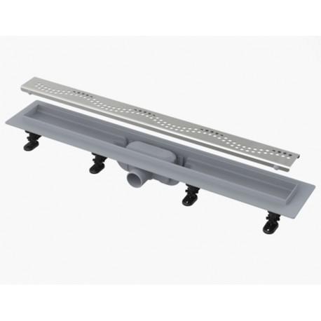 AlcaPlast APZ8 Simple 650 mm zuhanyfolyóka
