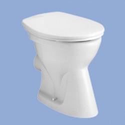 Alföldi Bázis 4031 mély öblítésű WC fehér