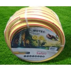 "IBOTEC Safari locsolótömlő 25 m 1/2"""