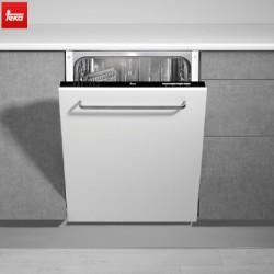 Teka DW1 605 FI teljesen beépíthető mosogatógép