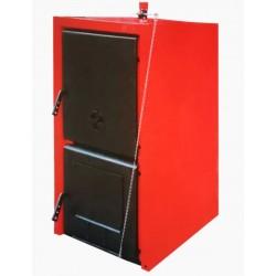 Kaloritherm SB-45 HC Vegyestüzelésű lemez kazán 45 kW hátsó füstcsöves