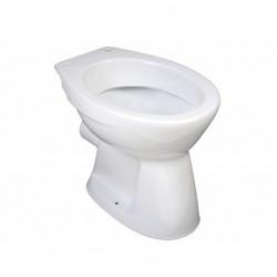 Vereg WC hátsós, laposöblítésű HS2-04