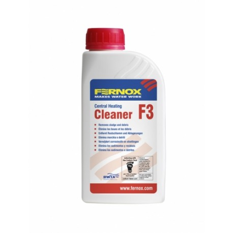 Fernox Cleaner F3 500 ml